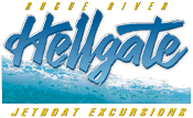 Hellgate Jetboat Excursions Logo